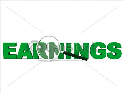 Equities Outperforming Bonds Entering Height of Earnings Season