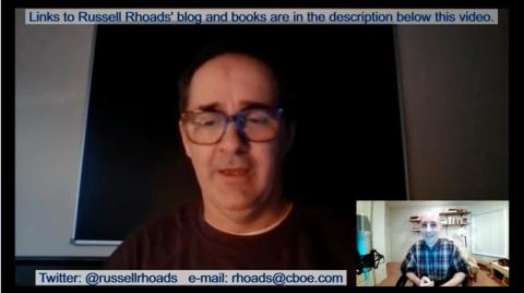 David Moadel Interviews CBOE's Russell Rhoads