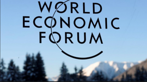 President Trump & GDP Take Center Stage At Davos
