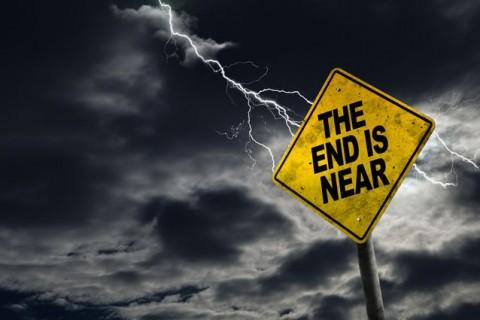 It's the end of the world as we know it… and I feel fine