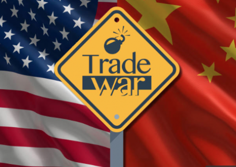 Trade War Fears Send Markets Tumbling