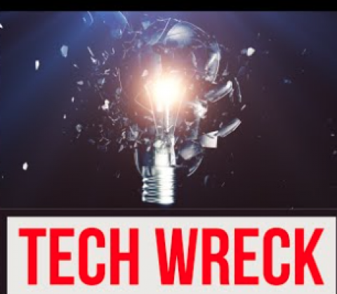 Tech Wreck Continues? PCE is Focus of the Day!