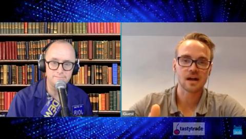 Trading Volatilty: David Lincoln & Mike Butler of Tasty Trades