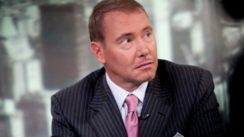 Jeffrey Gundlach Says We're Getting Closer to a Recession
