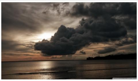 The Volatility Clouds Have Begun To Darken