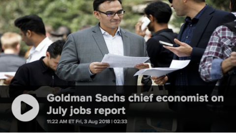 Mixed Messages From Goldman Sachs & Morgan Stanley: Forecasts