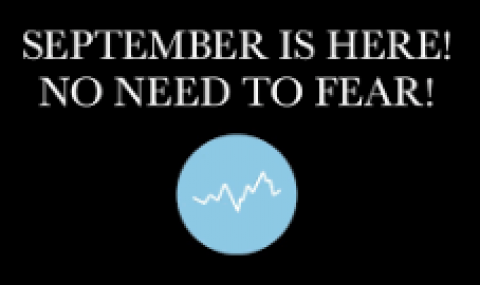 Trade Talks, White House Tensions Mount Heading into September: Worst Month For Equities?