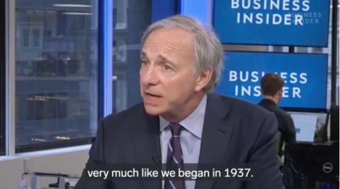 Ray Dalio on Debt Bubbles (24 minutes)