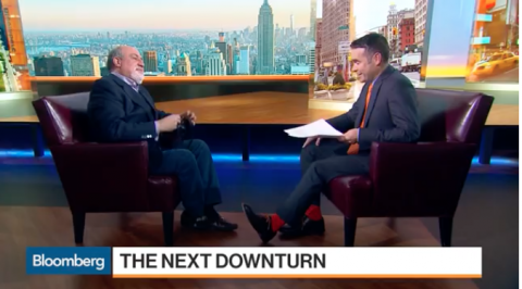 Taleb Says World Is More Fragile Than in 2007
