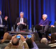 Fed Chair Powell, Yellen & Bernanke Speech