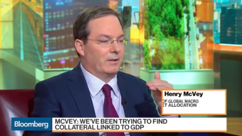 KKR's Henry McVey on the Economy