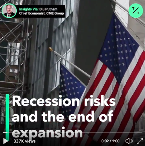 A Recession Is Coming? - Finom Group