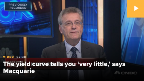 The Yield Curve Means Nothing Or…?