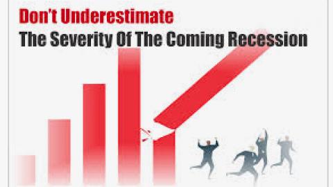Recession Risks Rise & Technicians Suggest More Pain