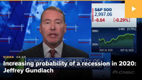 Nobody Knows: Recession, Bull Market or Rollover?