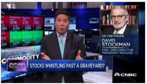 Whistling Past The S&P 500 Graveyard?