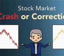 Is This A Normal Market Correction Or Start of Crash