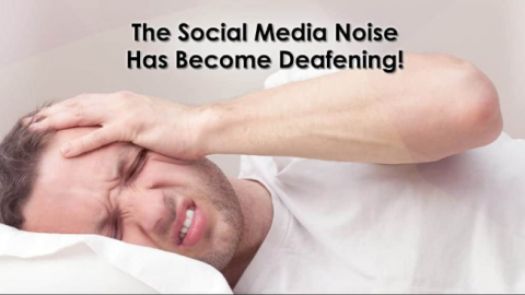 Market Noise & Narratives Prove Deafening: Discipline!