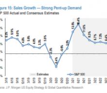 J.P. Morgan: Market Update, Earnings, Reopening Theme